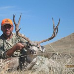 07 mule deer from Wyoming.  4x6 with a 23 1/2 inside spread