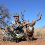 Roy Grace -AZ Record Book Mule Deer Jan 2007